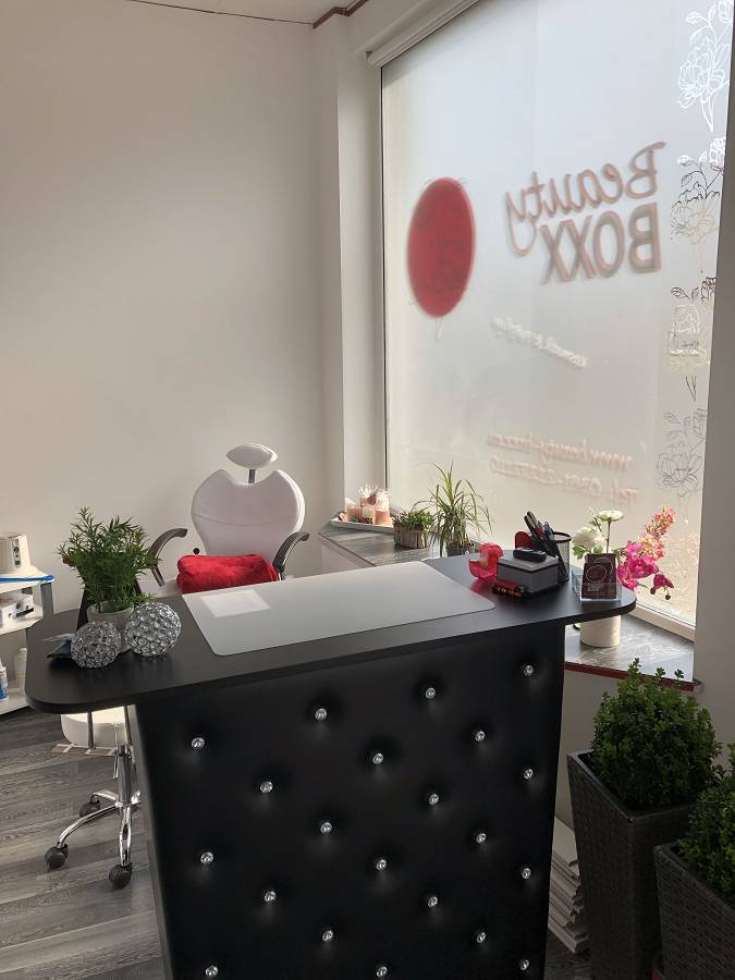 Beauty Boxx ihr Kosmetikstudio in Erfurt